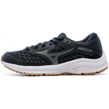 Schoenen Dames Running / trail Mizuno  Zwart