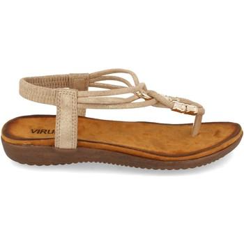 Schoenen Dames Sandalen / Open schoenen Clowse VR1-260 Kaki