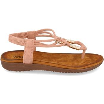 Schoenen Dames Sandalen / Open schoenen Clowse VR1-260 Rosa