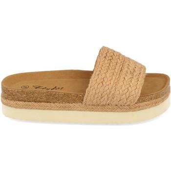 Schoenen Dames Sandalen / Open schoenen Ainy M181 Taupe