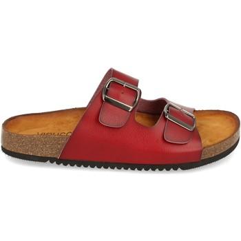 Schoenen Dames Sandalen / Open schoenen Clowse VR1-268 Rojo