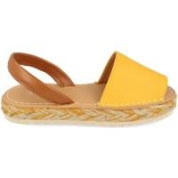 Schoenen Dames Sandalen / Open schoenen Milaya 3S11 Amarillo