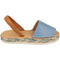 Schoenen Dames Sandalen / Open schoenen Milaya 3S11 Azul