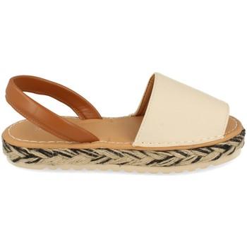 Schoenen Dames Sandalen / Open schoenen Milaya 3S11 Beige