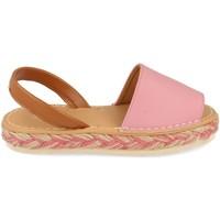 Schoenen Dames Sandalen / Open schoenen Milaya 3S11 Rosa