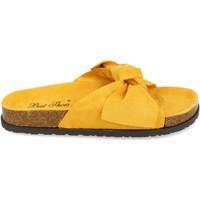 Schoenen Dames Sandalen / Open schoenen Milaya 3S12 Amarillo