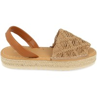 Schoenen Dames Sandalen / Open schoenen Milaya 3S16 Kaki