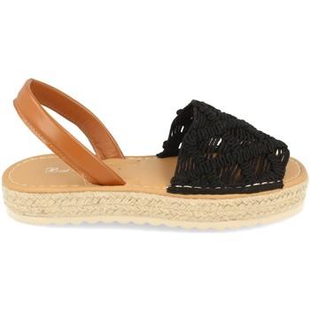 Schoenen Dames Sandalen / Open schoenen Milaya 3S16 Negro