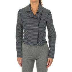 Textiel Dames Jacks / Blazers Armani jeans Veste en jean Armani Blauw