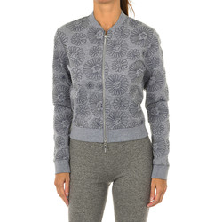 Textiel Dames Jacks / Blazers Armani jeans Veste en jean Armani Grijs
