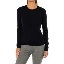 Textiel Dames Truien Armani jeans Pull à manches longues Blauw