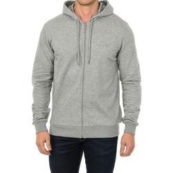 Textiel Heren Sweaters / Sweatshirts Armani jeans Sweat à capuche Grijs