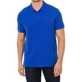 Textiel Heren Polo's korte mouwen Armani jeans Polo à manches courtes Blauw