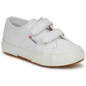 Schoenen Kinderen Lage sneakers Superga 2750 STRAP Wit