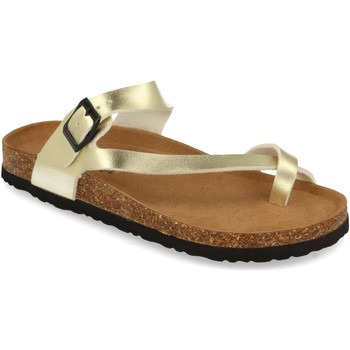 Schoenen Dames Sandalen / Open schoenen Silvian Heach M-15 Oro