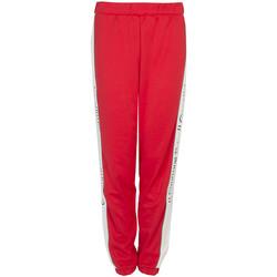 Textiel Dames Trainingsbroeken Juicy Couture  Rood