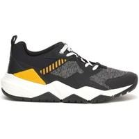Schoenen Heren Lage sneakers Caterpillar Groundwork Mesh Blanc, Jaune, Graphite