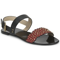 Schoenen Dames Sandalen / Open schoenen Etro SANDALE 3743 Zwart