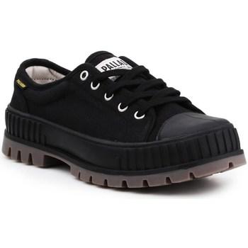Schoenen Heren Lage sneakers Palladium Manufacture Pallashock OG Noir