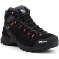 Schoenen Heren Hoge sneakers Salewa MS Alp Mate Mid WP Noir, Gris