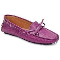 Schoenen Dames Bootschoenen Etro MOCASSIN 3773 Violet