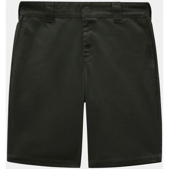 Textiel Heren Korte broeken / Bermuda's Dickies Slim fit short Groen