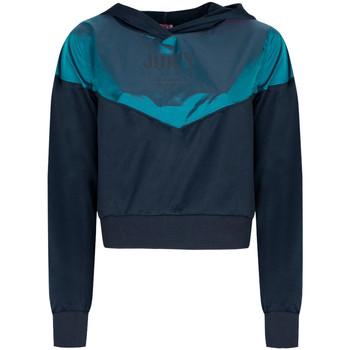 Textiel Dames Sweaters / Sweatshirts Juicy Couture  Blauw
