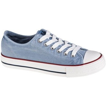 Schoenen Dames Lage sneakers Lee Cooper LCW21310308L Bleu