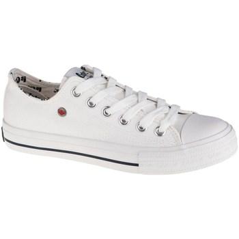 Schoenen Dames Lage sneakers Lee Cooper LCW21310091L Blanc