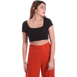 Textiel Dames Tops / Blousjes Vicolo UK0291 Zwart