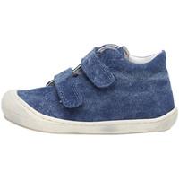 Schoenen Kinderen Hoge sneakers Naturino 2012904 54 Blauw