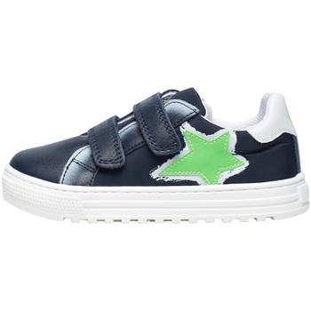 Schoenen Kinderen Sneakers Naturino 2015163 01 Blauw