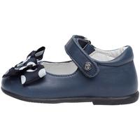 Schoenen Kinderen Ballerina's Naturino 2014721 01 Blauw