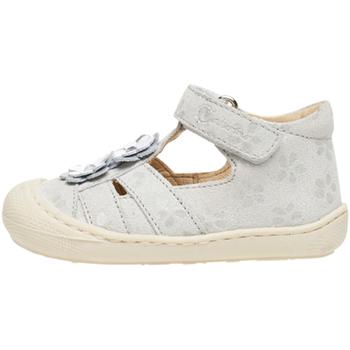 Schoenen Meisjes Sandalen / Open schoenen Naturino 2013458 09 Grijs