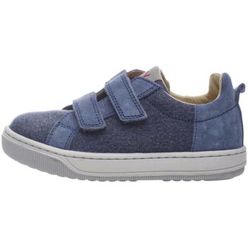 Schoenen Kinderen Lage sneakers Naturino 2013045 03 Blauw