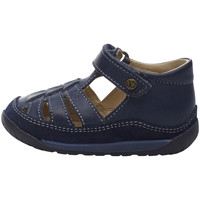 Schoenen Kinderen Sandalen / Open schoenen Falcotto 1500726 01 Blauw