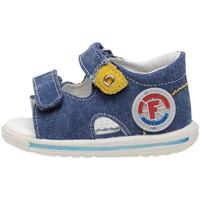 Schoenen Kinderen Sandalen / Open schoenen Falcotto 1500824 01 Blauw