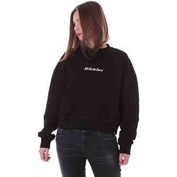 Textiel Dames Sweaters / Sweatshirts Dickies DK0A4XD1BLK1 Zwart