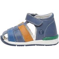 Schoenen Kinderen Sandalen / Open schoenen Falcotto 1500862 01 Blauw