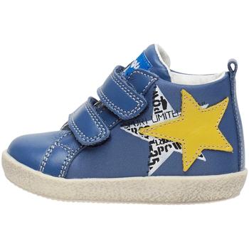 Schoenen Kinderen Sneakers Falcotto 2014690 01 Blauw