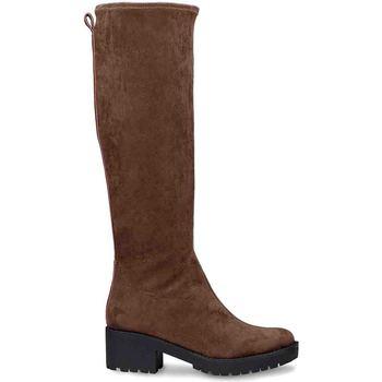 Schoenen Dames Laarzen Docksteps DSE105825 Bruin