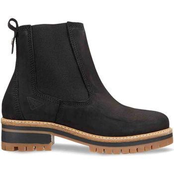 Schoenen Dames Laarzen Docksteps DSW103502 Zwart