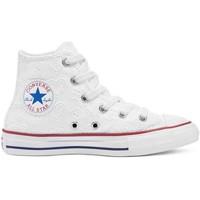 Schoenen Kinderen Sneakers Converse 671097C Wit