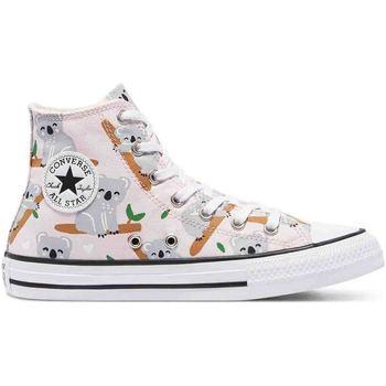 Schoenen Kinderen Sneakers Converse 671100C Roze