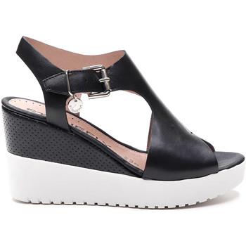 Schoenen Dames Sandalen / Open schoenen Stonefly 213914 Zwart