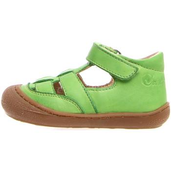 Schoenen Kinderen Sandalen / Open schoenen Naturino 2013292 01 Groen