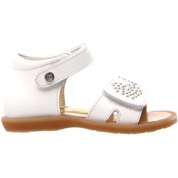 Schoenen Meisjes Sandalen / Open schoenen Naturino 502679 01 Wit