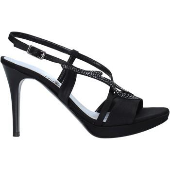 Schoenen Dames Sandalen / Open schoenen Melluso HJ420 Zwart