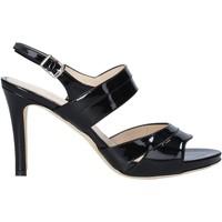 Schoenen Dames Sandalen / Open schoenen Melluso HS830 Zwart