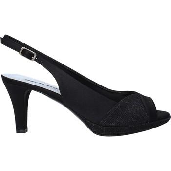 Schoenen Dames Sandalen / Open schoenen Melluso HJ405S Zwart